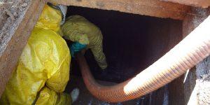 tratamento de efluentes em porto alegre transporte descarte e sucção de residuos industriais no RS