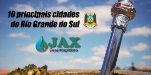 10 principais cidades do Rio Grande do Sul